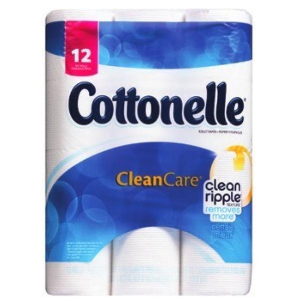 Cottonelle Big Roll Toilet Paper 12 ct