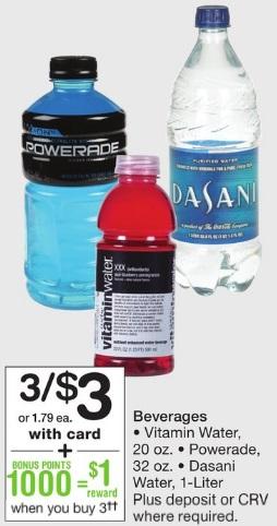 Beverages - Walgreens 5_21