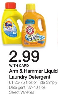 Detergente Tide Simply - Kroger 5_10