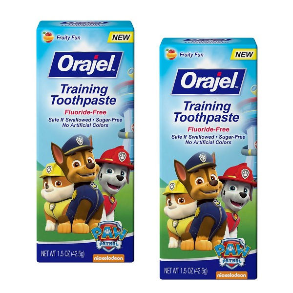 Orajel Toothpaste