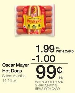 Oscar Mayer - Kroger