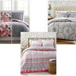 Sets de Comforter Reversibles de 3 Piezas a $18.99 en Macy's