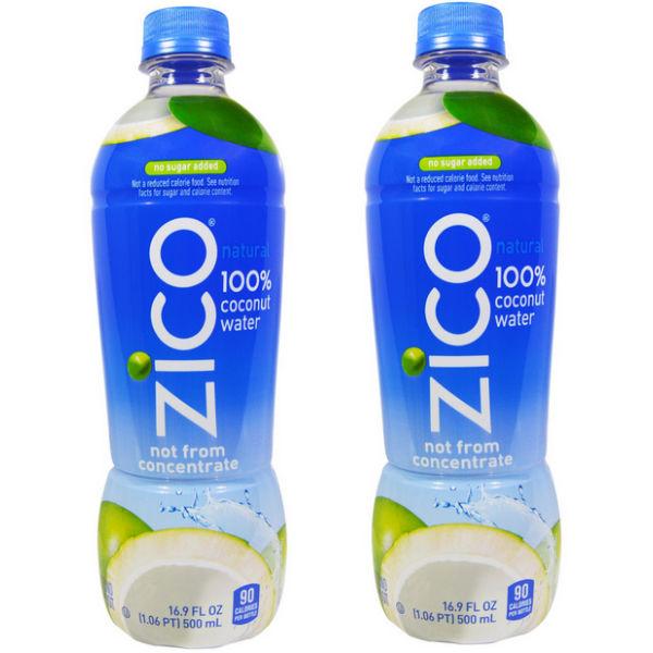 Agua de Coco Zico