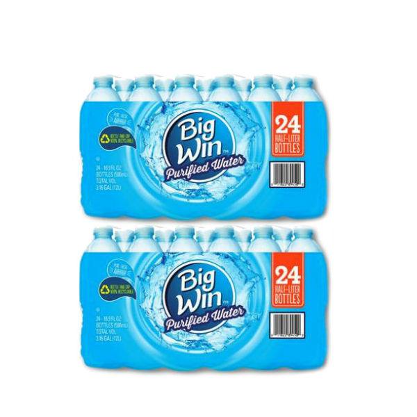 Caja de Agua Big Win