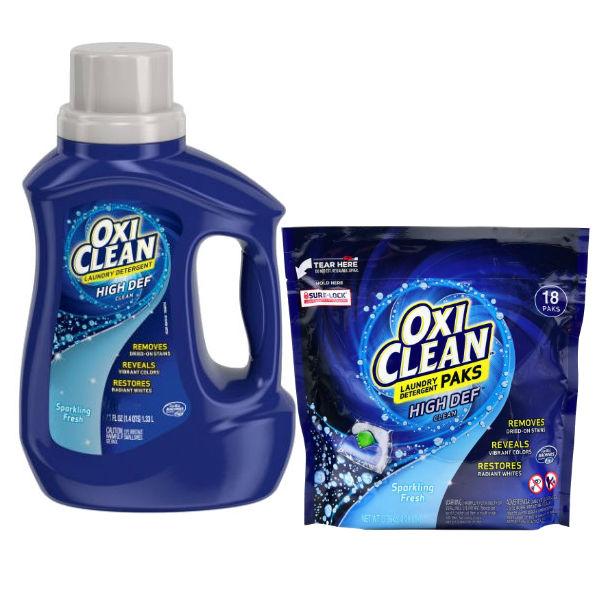 Detergente OxiClean