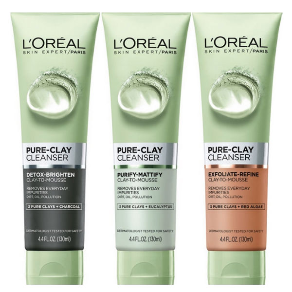 L'Oreal Pure-Clay Cleanser