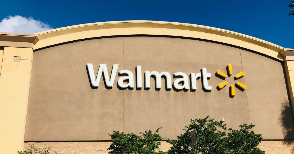 Logo de Walmart