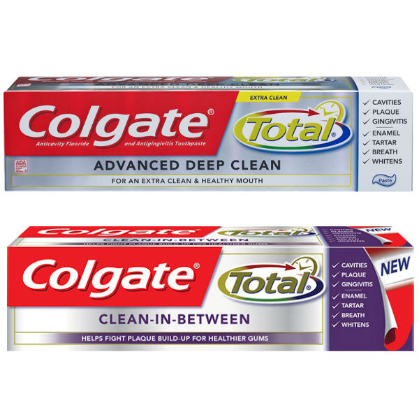 Pasta dental Colgate Total