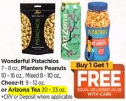 Arizona Tea - Rite Aid Ad 12-17-17