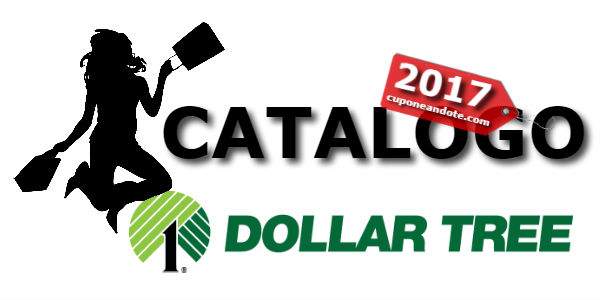 Catalogo de Dollar Tree 2017