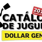Catalogo de Juguetes de Dollar General 2017