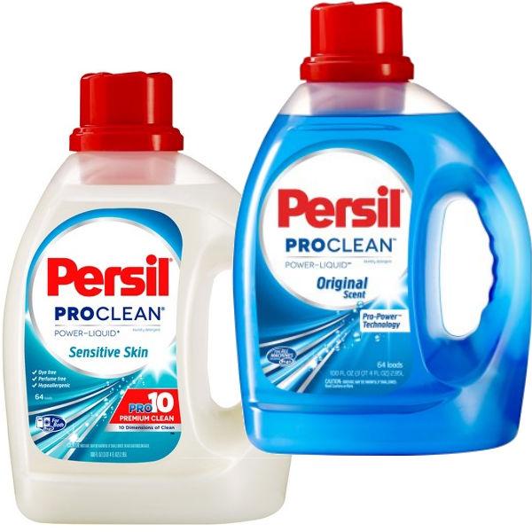 Detergente Persil ProClean de 100 oz