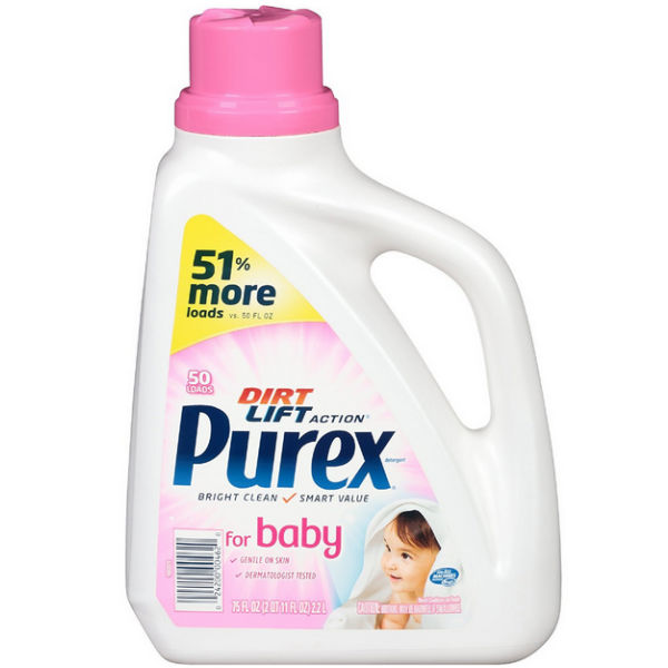 Detergente Purex For Baby