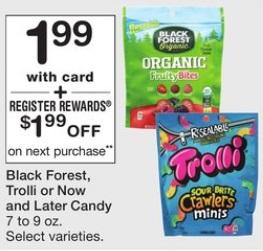 Dulces - Walgreens Ad 10-15-17
