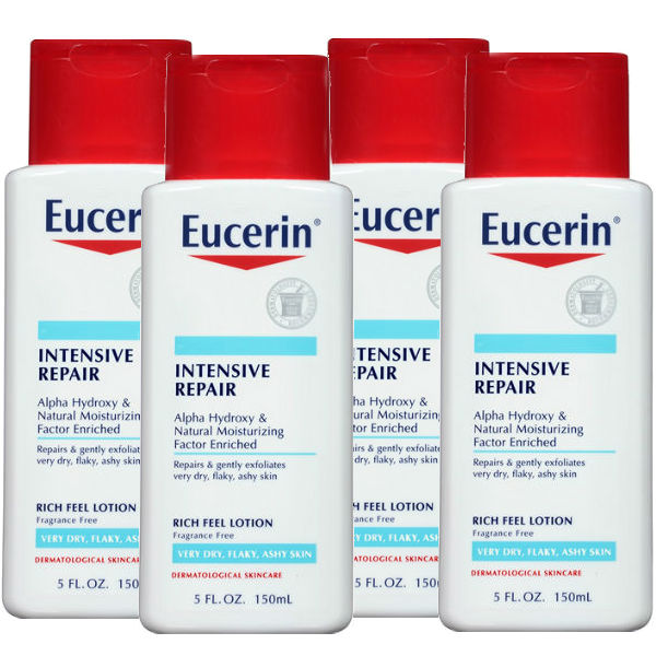 Eucerin Intensive Repair Dry Skin Lotion