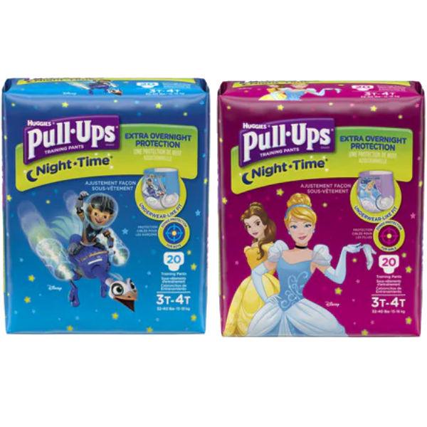 Huggies Pull-Ups Jumbo Pack