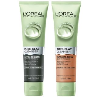 L'Oreal Paris Pure Clay Cleanser