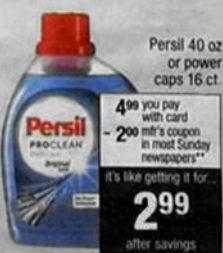 Persil - CVS Ad 10-22-17