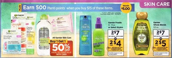 Skin Care - Rite Aid Ad 10-22-17