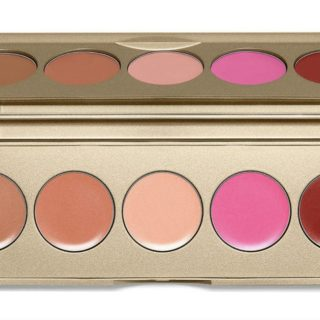 Dual Lip & Cheek Palette