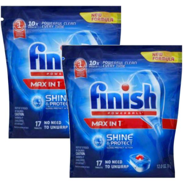 Finish Max in 1