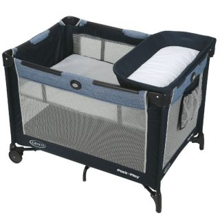 Graco Pack 'n Play Playard Simple Solution Portable Playard SOLO $49.99 en Target