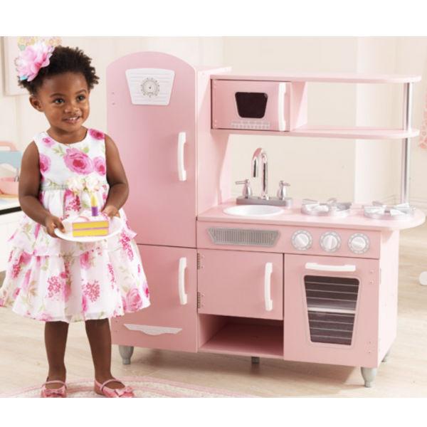 KidKraft Vintage Play Kitchen SOLO $69 En Walmart
