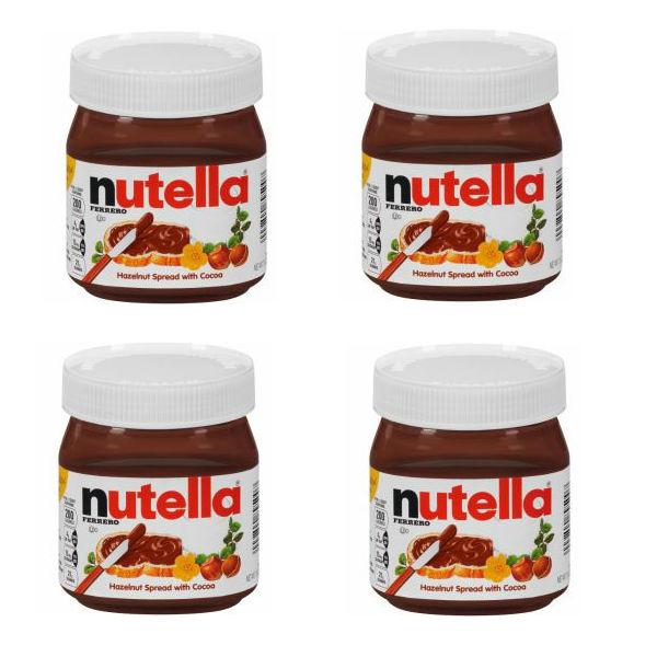 (4) Nutella Hazelnut Spread a solo $0.49 cada una en Kroger