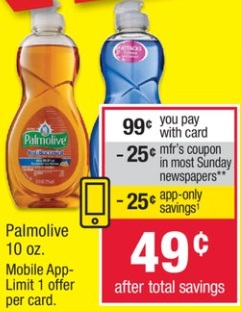 Palmolive - CVS Ad 11-19-17
