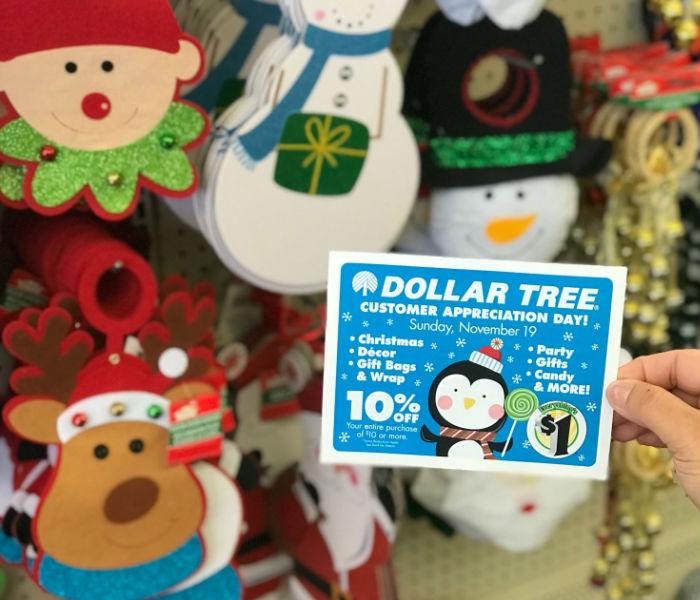 Para los que les encanta Dollar Tree!- Cupón de 10% de descuento