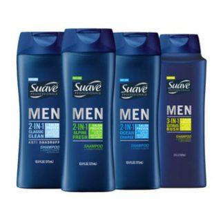 Productos Suave Men