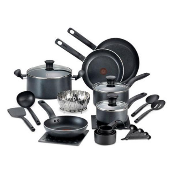 Set de cocinar T-Fal 18 Piezas Non-Stick