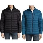 Xersion Packable Puffer Jacket para Caballeros