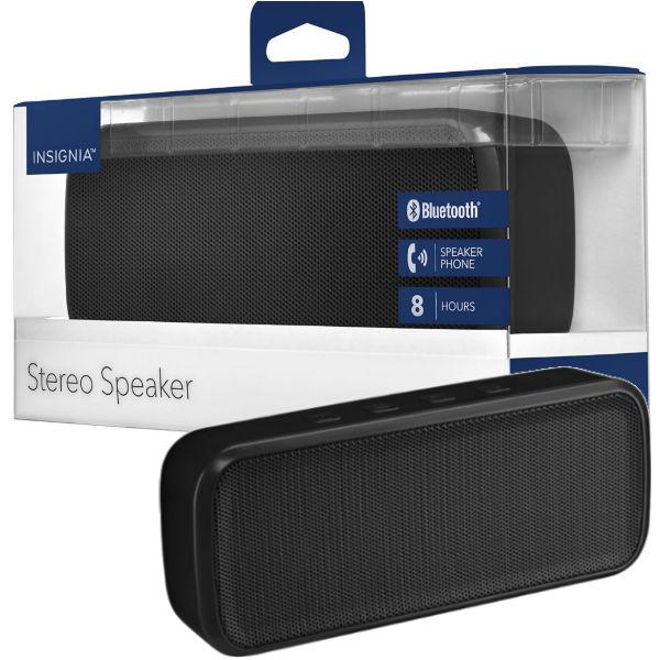 Bocina Wireless Portátil Insignia