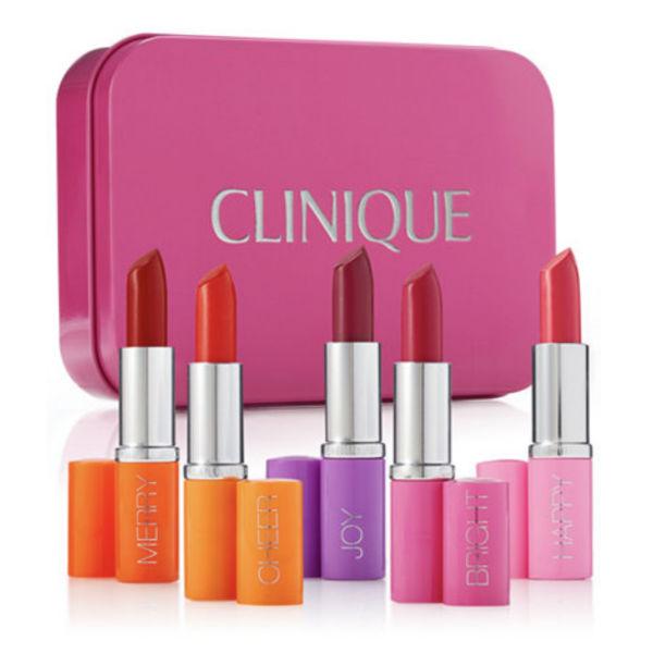 Clinique 5-Piece Pick Your Party Lipstick Set