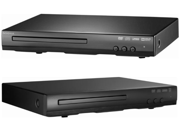 Insignia DVD Player