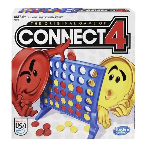 Juego de Mesa Connect4 SOLO $2.49 en Kroger