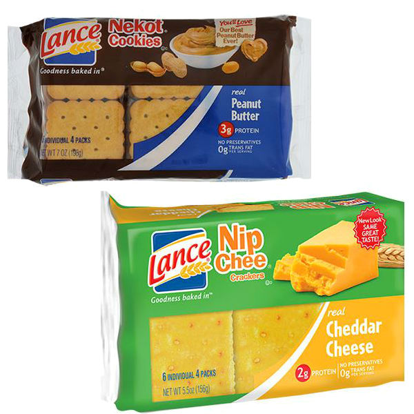 Lance Snack Crackers