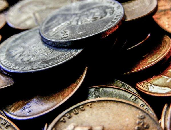 Monedas del cambio