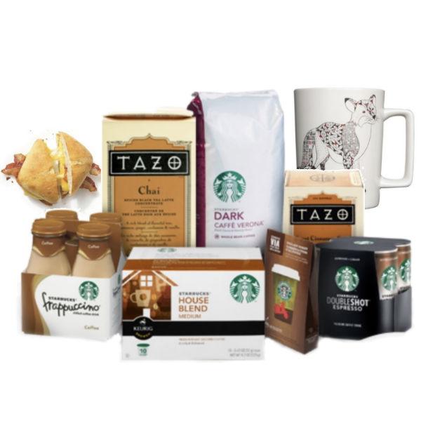 Productos Starbucks