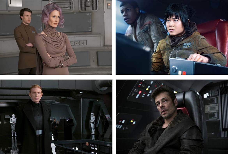 Película STAR WARS: The Last Jedi #TheLastJedi