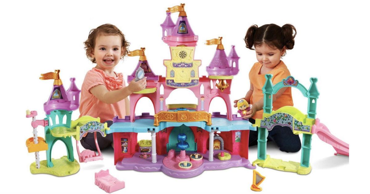 VTech Go! Go! Smart Friends Enchanted Princess Palace