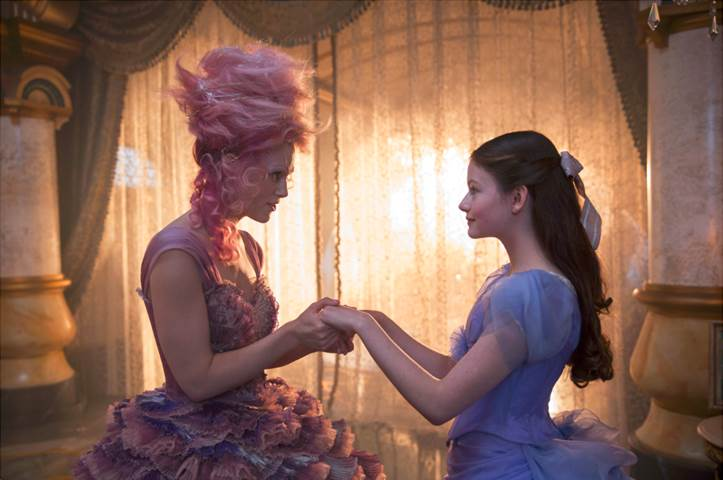 Trailer Oficial de Nueva Película de Disney THE NUTCRACKER AND THE FOUR REALMS