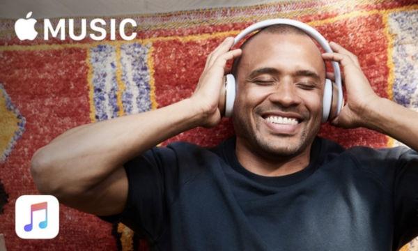 4 Meses Gratis de Apple Music