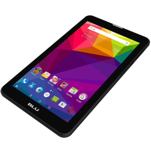 """BLU Touchbook M7 7"""" 8GB Tablet Android"""