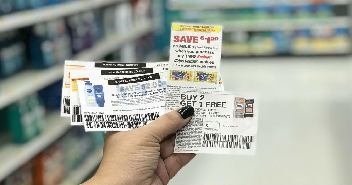 Cupones GRATIS - Ahorra mucho dinero en tus compras