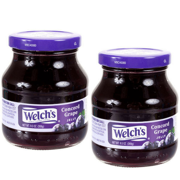 Welch's Jelly a solo $0.50 en Family Dollar
