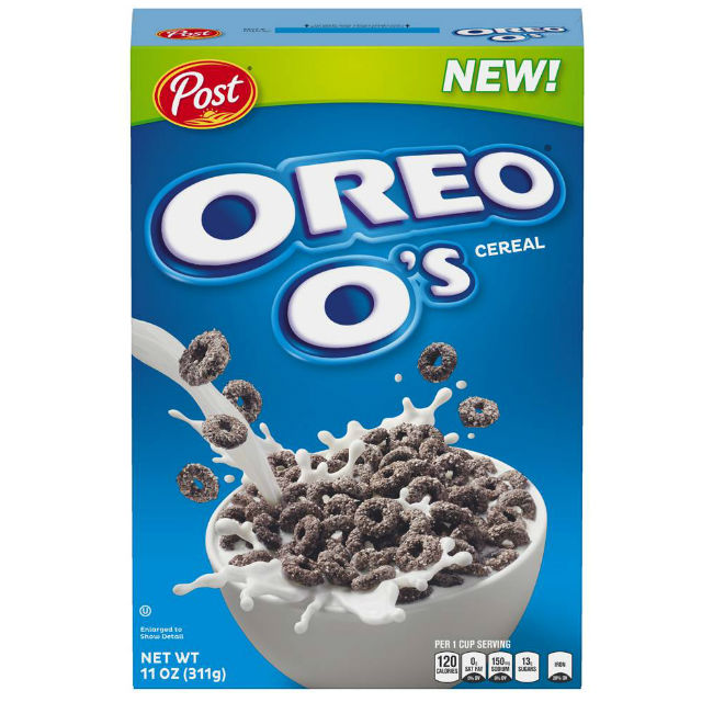 Cereal Post Oreo O's de 11 oz
