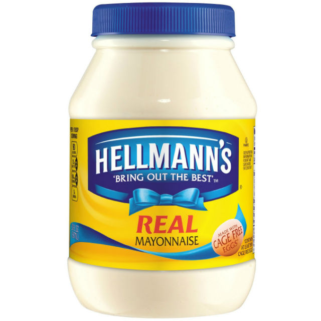 Hellmann's Real Mayonnaise 30 oz