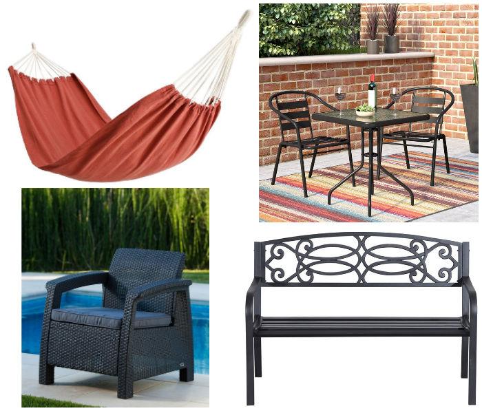 Tremenda venta especial en muebles de patio y mucho m s cuponeandote - Muebles de patio ...